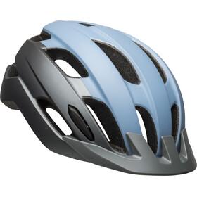Bell Trace LED Helmet Women, matte blue/gray